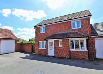 Thumbnail 3 bed detached house to rent in Cavalier Close, Bridgwater