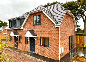 Thumbnail 2 bed semi-detached house for sale in Ringwood Road, Bournemouth