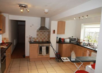 Thumbnail 6 bed terraced house to rent in Wyeverne Road, Cathays, Cardiff