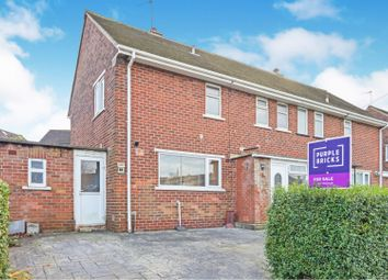 Thumbnail 3 bed terraced house for sale in Bridgegate Avenue, Barrow-In-Furness