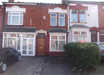 Thumbnail 3 bed terraced house to rent in Ridge Way, Edgbaston, Birmingham