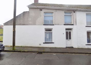 Thumbnail 3 bed end terrace house for sale in Gwaun-Bant, Pontycymer, Bridgend.