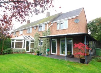 Thumbnail 4 bed semi-detached house for sale in Queen Elizabeth Road, Kidderminster