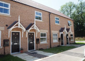 Thumbnail 2 bed terraced house for sale in Lavender Way, Newark