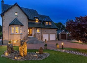 Thumbnail 5 bed detached house for sale in Mo Aisling, Acre Road, Muirhouses, Bo'ness