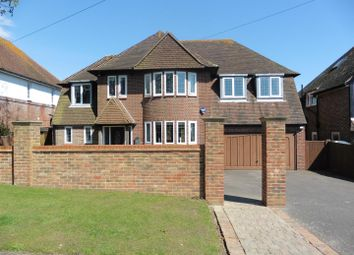 Thumbnail 5 bed detached house for sale in Collington Rise, Bexhill-On-Sea