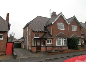 Thumbnail 3 bed semi-detached house for sale in Littleover Lane, Derby