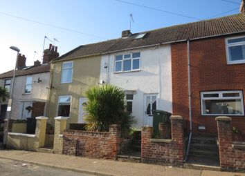 Thumbnail 2 bedroom terraced house for sale in Back Pier Plain, Gorleston, Great Yarmouth