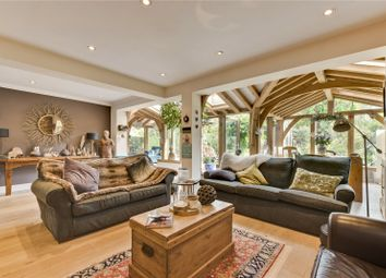 Thumbnail 4 bed detached house for sale in St. Johns Road, Farnham, Surrey