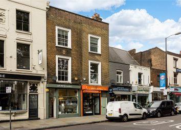 Thumbnail 3 bed maisonette for sale in Upper Street, London