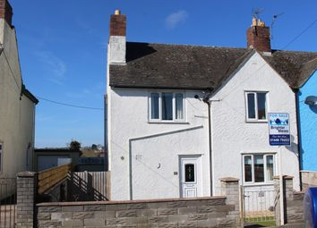 Thumbnail 3 bed semi-detached house for sale in Trebeferad, Boverton, Llantwit Major