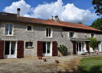Thumbnail 4 bed property for sale in Aunac, Poitou-Charentes, 16460, France