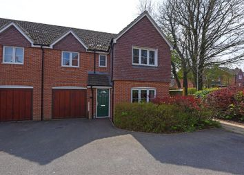 Thumbnail 4 bed semi-detached house for sale in Downlands Way, South Wonston, Winchester