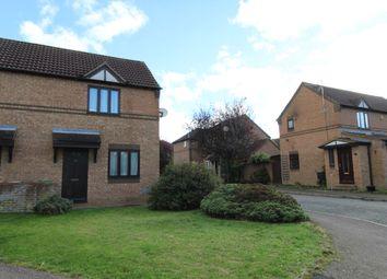 Thumbnail 1 bedroom semi-detached house to rent in Rillington Gardens, Emerson Valley, Milton Keynes