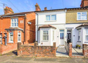 Park Road, Aldershot, Hampshire GU11. 3 bed end terrace house for sale