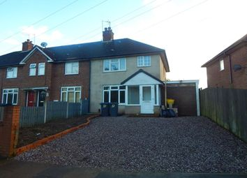 Thumbnail 3 bed semi-detached house for sale in Merritts Brook Lane, Northfield, Birmingham