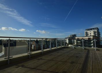 Thumbnail 2 bed flat to rent in Liverymen Walk, Greenhithe