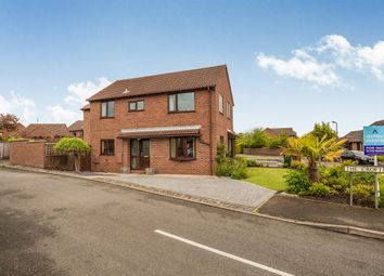 Thumbnail 4 bedroom detached house for sale in The Croft, Melbourne, Derby