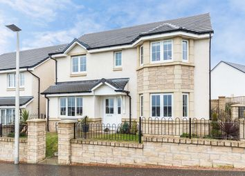 Thumbnail 4 bed detached house for sale in Easter Langside Drive, Dalkeith