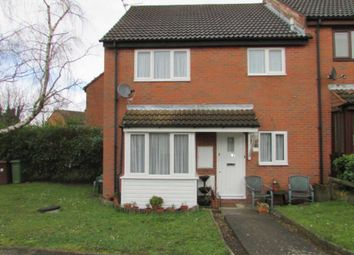 Thumbnail 1 bed end terrace house to rent in Rodgers Close, Elstree, Borehamwood
