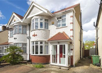 Chestnut Drive, Pinner, Middlesex HA5. 4 bed semi-detached house