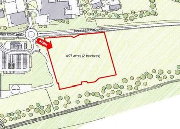 Thumbnail Land to let in Forres Road, Nairn