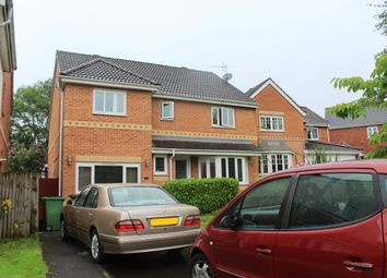 Thumbnail 5 bedroom detached house to rent in Woodruff Way, Thornhill, Cardiff
