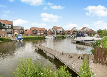 Thumbnail 3 bed end terrace house for sale in Marine Approach, Burton Waters, Lincoln