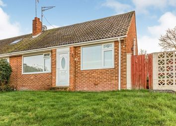 Thumbnail 2 bed bungalow for sale in Admirals Walk, Minster On Sea, Sheerness