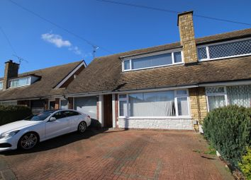 Thumbnail 3 bed semi-detached house for sale in St. Michaels Avenue, Houghton Regis, Dunstable