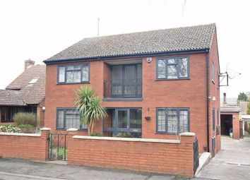 Thumbnail 4 bed detached house for sale in Cross Road, Wellingborough