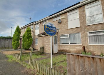 Thumbnail 2 bed town house to rent in Keepers Walk, Leicester
