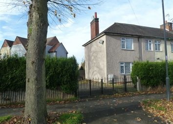 Thumbnail 3 bed end terrace house for sale in Waverley Avenue, Attleborough, Nuneaton