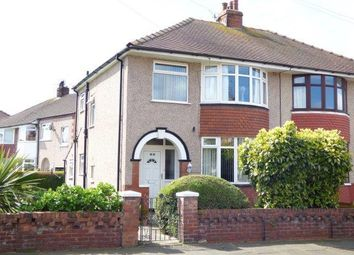 Thumbnail 3 bed semi-detached house for sale in Thirlmere Drive, Morecambe