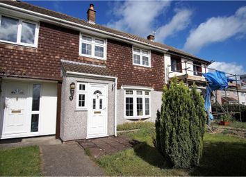 Thumbnail 3 bed terraced house for sale in Bradley Road, Patchway