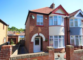 Thumbnail 4 bedroom semi-detached house for sale in Markland Road, Dover
