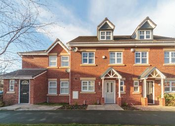 Thumbnail 4 bed mews house for sale in Regency Square, Warrington