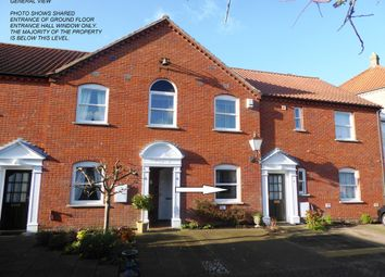 Thumbnail 3 bedroom flat for sale in 8 Old College Close, Beccles, Suffolk
