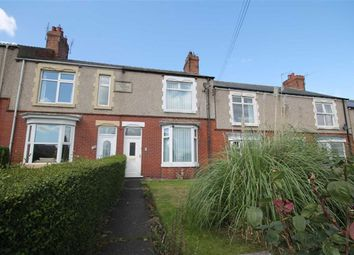 Thumbnail 2 bed terraced house for sale in Louvain Terrace, Crook, County Durham
