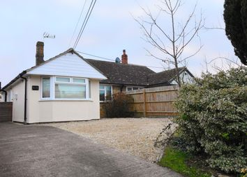 Thumbnail 3 bed bungalow for sale in Thame Road, Great Milton, Oxford