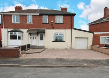 Thumbnail 3 bed semi-detached house for sale in Fullerton Crescent, Thrybergh, Rotherham, South Yorkshire