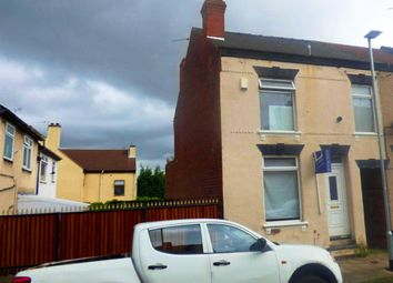 Thumbnail 2 bedroom end terrace house for sale in Laurel Avenue, Mansfield