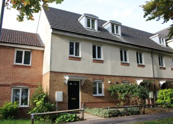 Thumbnail Town house for sale in Tristram Close, Yeovil