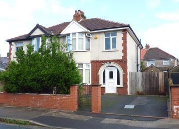 Thumbnail 3 bed semi-detached house for sale in Alice Street, Morecambe