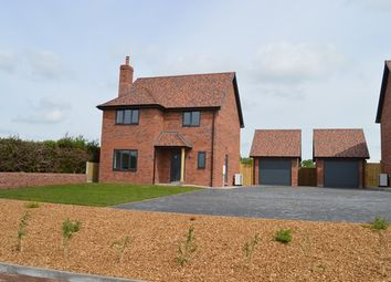 Thumbnail 4 bed detached house for sale in Sutton Lane, Woodseaves