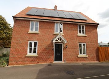 Thumbnail 4 bed detached house to rent in Cromwell Crescent, Papworth Everard, Cambridge