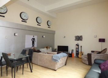 Thumbnail 2 bed flat to rent in Hatton Garden, Liverpool