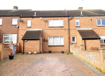Thumbnail 3 bed terraced house for sale in Carnoustie, Worksop