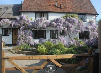 Thumbnail 4 bed cottage for sale in Benington Road Aston, Stevenage, Hertfordshire