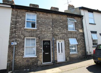 Thumbnail 2 bed terraced house to rent in Eden Road, Haverhill